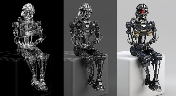 3D creation - karim-1202   ello