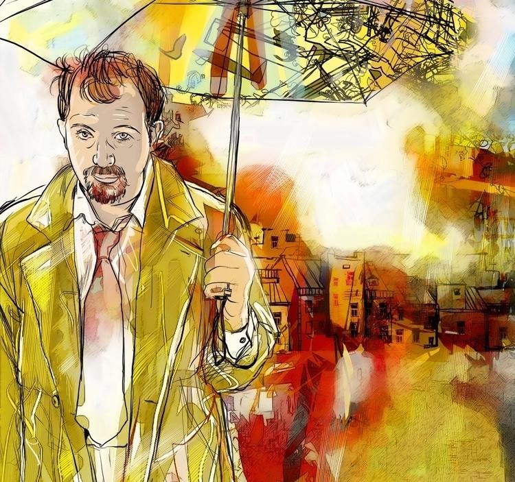 illustration, characterdesign - dart-6621 | ello
