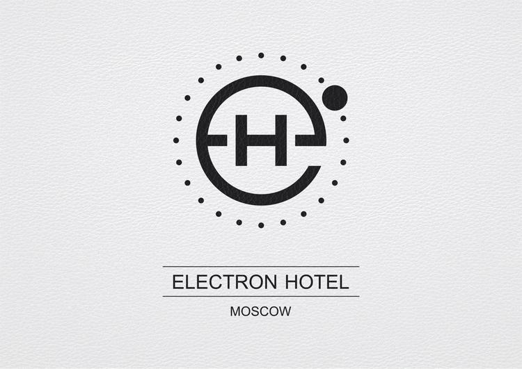 IZN DEGIZN Electron Hotel - logo - iznutrizmus | ello