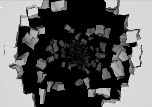Video Mapping Transition Loop - vjloops-8669 | ello