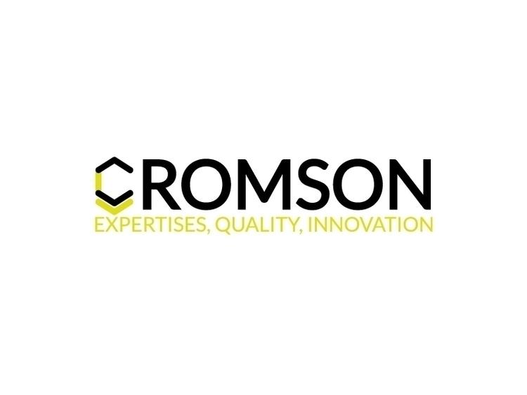 Cromson - logotype - typography - sophierousseau | ello
