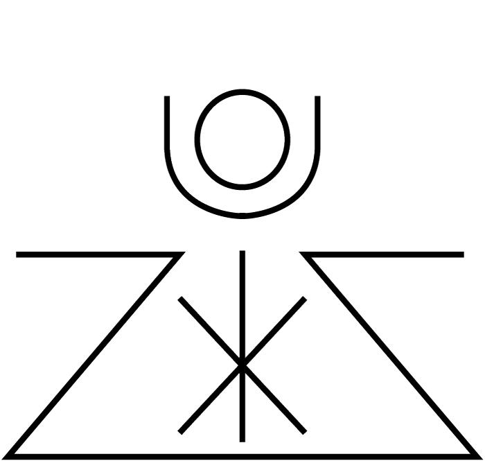 Zizoux Logo. logo symbol influe - janinepetzer   ello