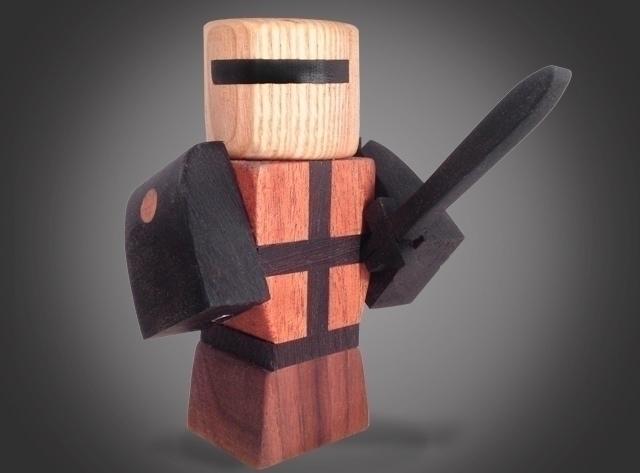 Wooden Warriors - characterdesign - haywud | ello