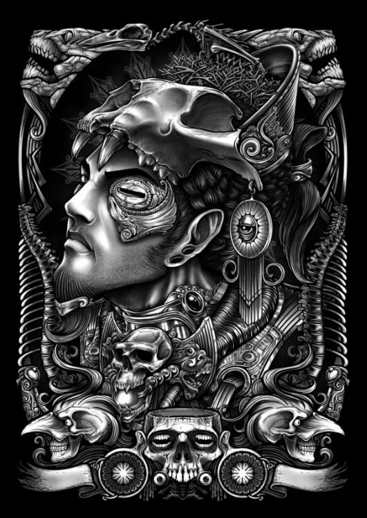 Winya - illustration, characterdesign - winya   ello