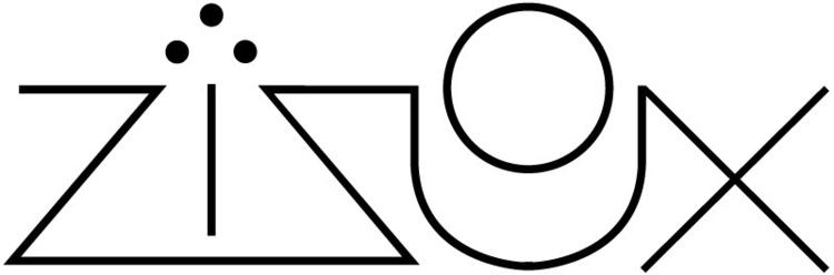 Zizoux Logo. full logo influenc - janinepetzer   ello