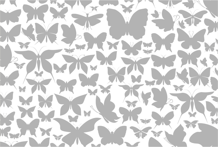 animal, insect, butterfly, texture - vector30 | ello