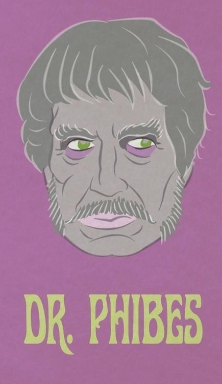 DR. PHIBES - charachter portray - francescodibattista | ello