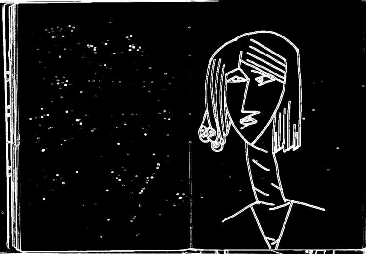 illustration, blackandwhite, drawing - lakostamas | ello