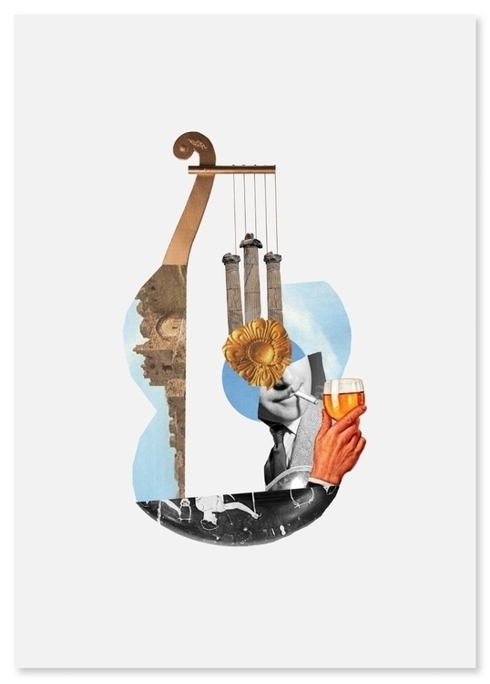 greek, music, poster, traditional - nodataism | ello