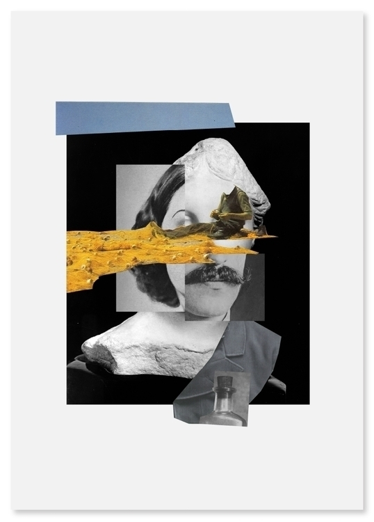 collage, traditional, artwork - nodataism | ello