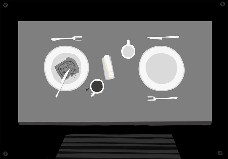 Love Mixtape - plates, coffee, butter - charlottekingstonlarson | ello