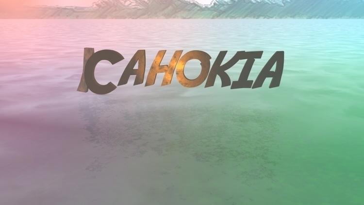 Kahokia Website MK Barr - webdesign - mkbarr | ello