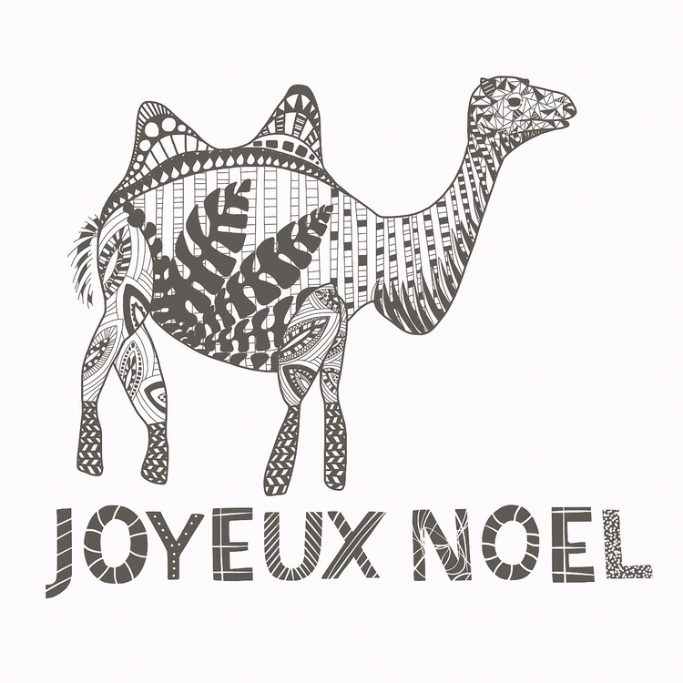 Joyeux Noël de illustrator draw - ve-3670 | ello