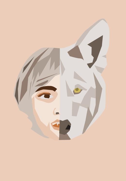 WOOLF - illustration - lymbo | ello