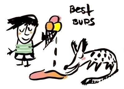 Buds - penink, ink, digitalillustration - lisacinar | ello