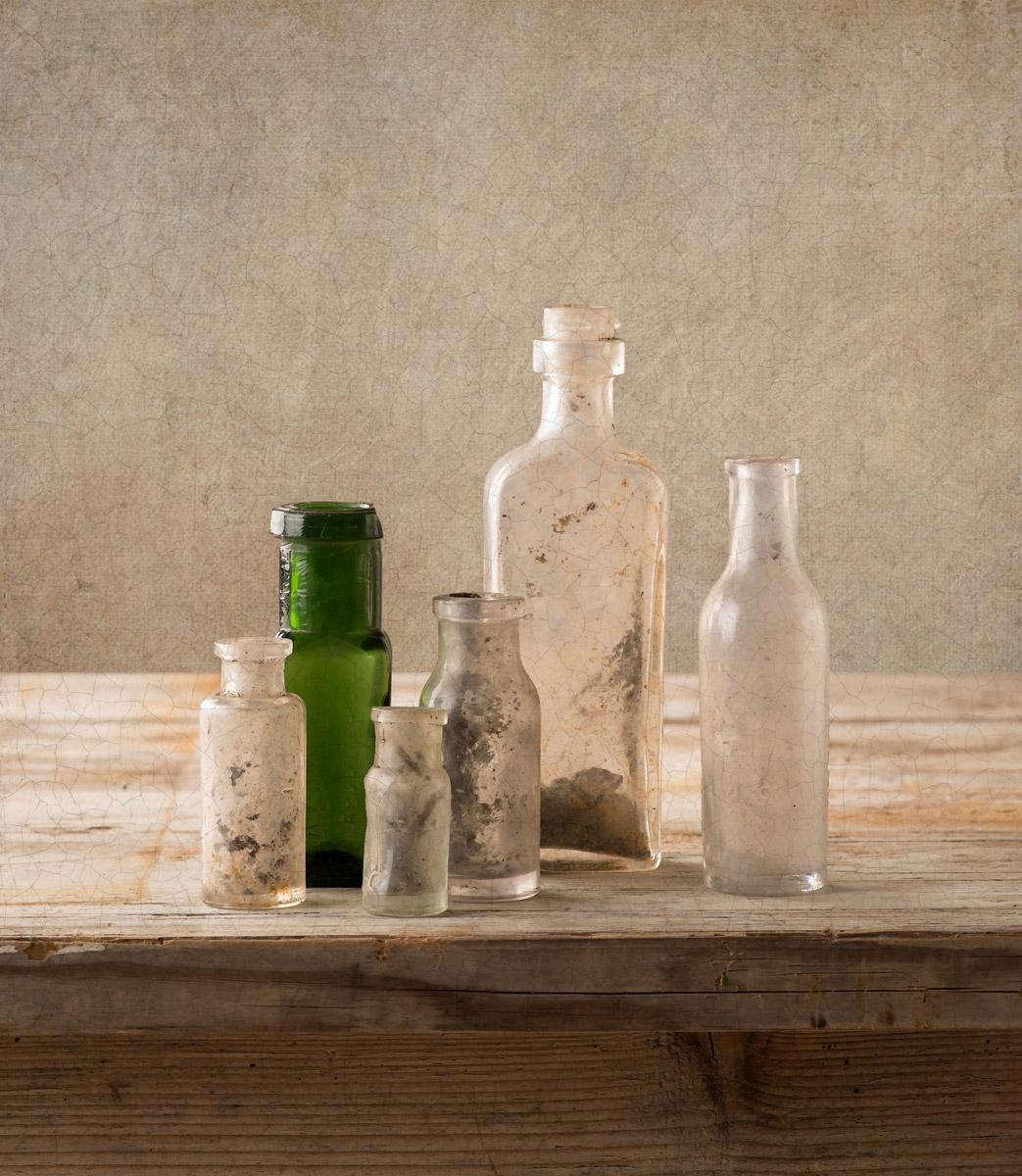 Lamulle - vintage, bottles, french - tinekestoffels | ello