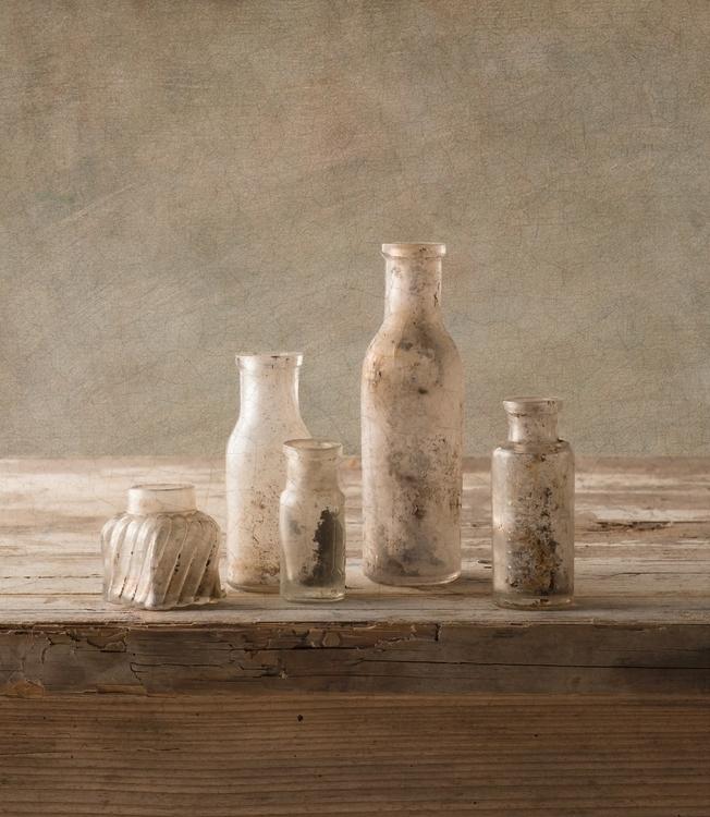Flluxine - vintage, bottles, french - tinekestoffels | ello