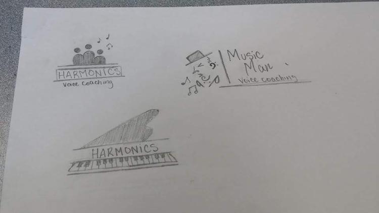 Sketch Logos - littleduffer20   ello