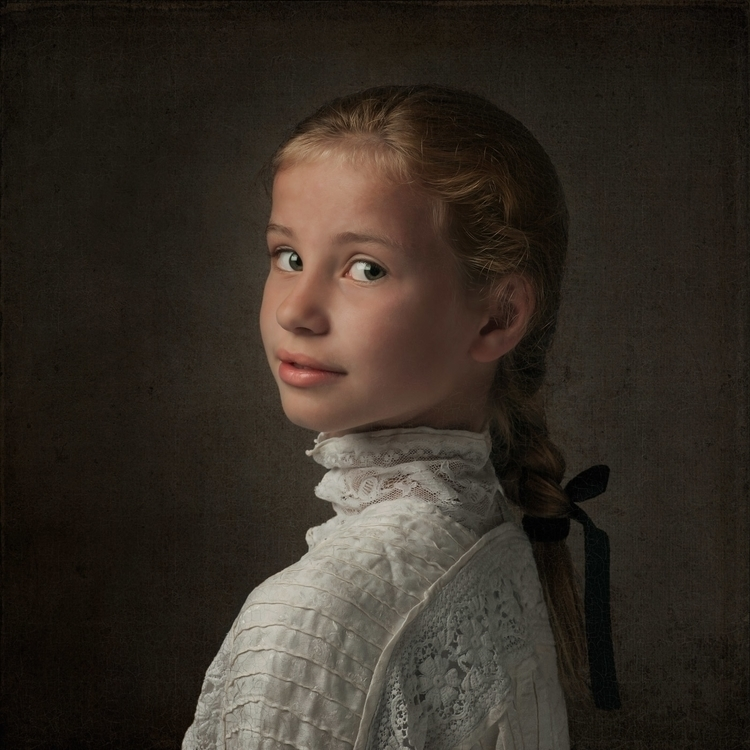 Agnethe 2 - photography, portrait - tinekestoffels | ello