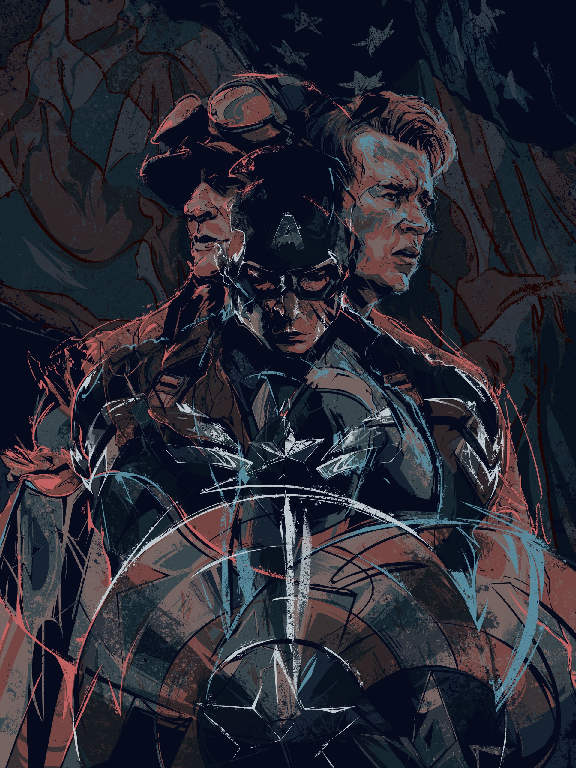 Final Captain America: Winter S - schmandrew | ello