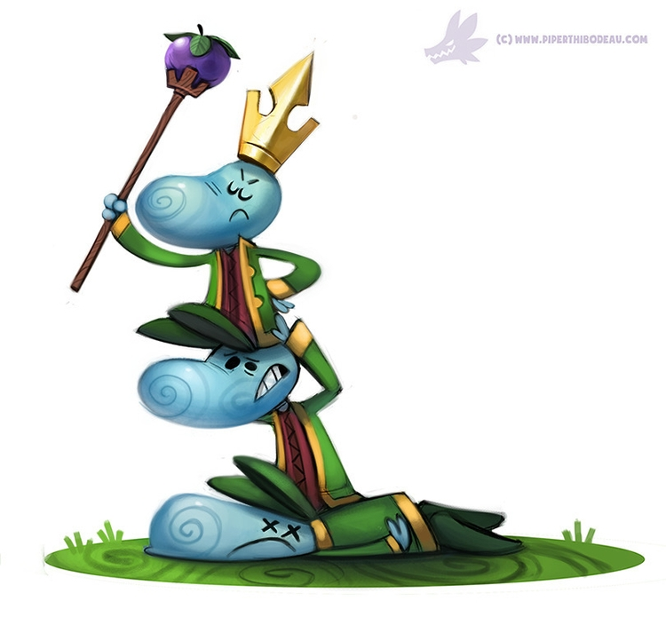 Daily Paint Happy Birthday - 1016. - piperthibodeau | ello