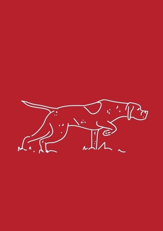 dog, beatrizalao, illustration - beatrizalao | ello
