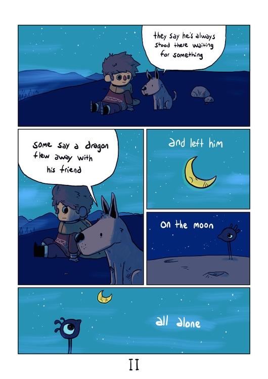 page 2 - wanderer, comic, bird - indiana_jonas   ello