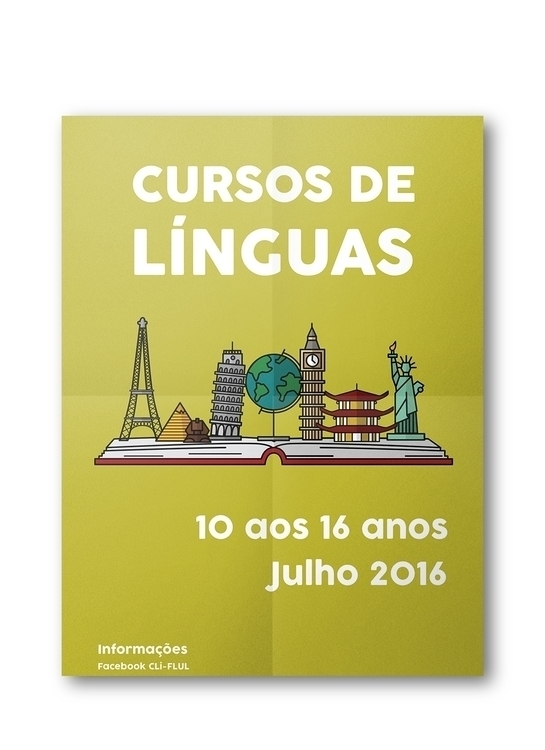 Creating illustrative poster La - catarinaazevedo | ello