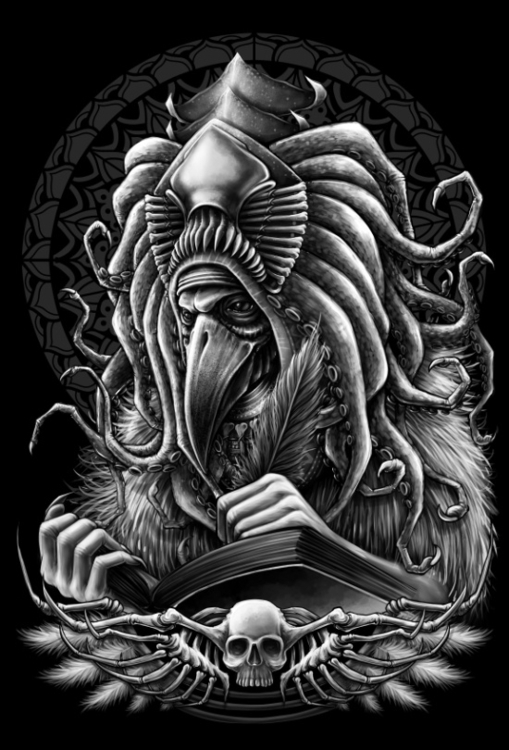 Winya 51 - illustration, octopus - winya | ello