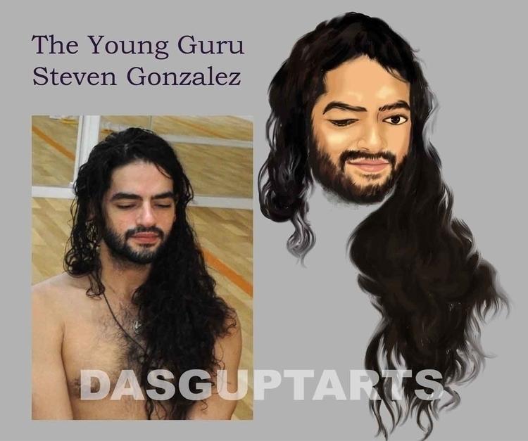 Caricature/Avatar design - dasguptarts | ello