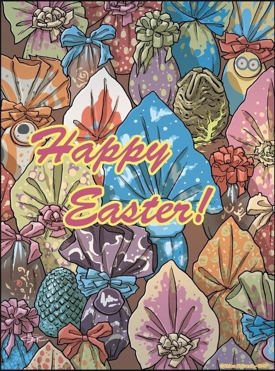 Happy Easter - happy, happyeaster - chiaradifrancia | ello