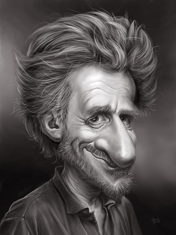 Tomo Križnar, traveller, activi - karikatureboris   ello