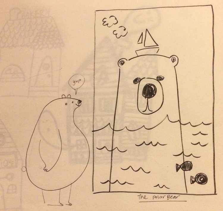 artist masterpiece - drawing, illustration - doodlesbymack   ello