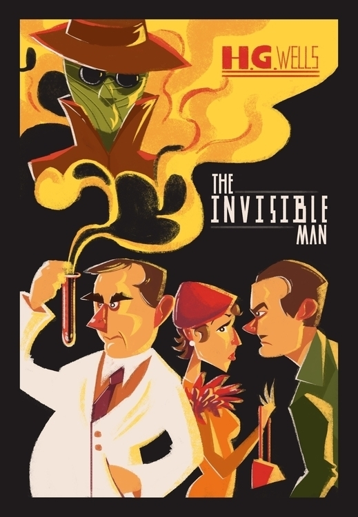 Invisible Man - theinvisibleman - spencerepps24 | ello