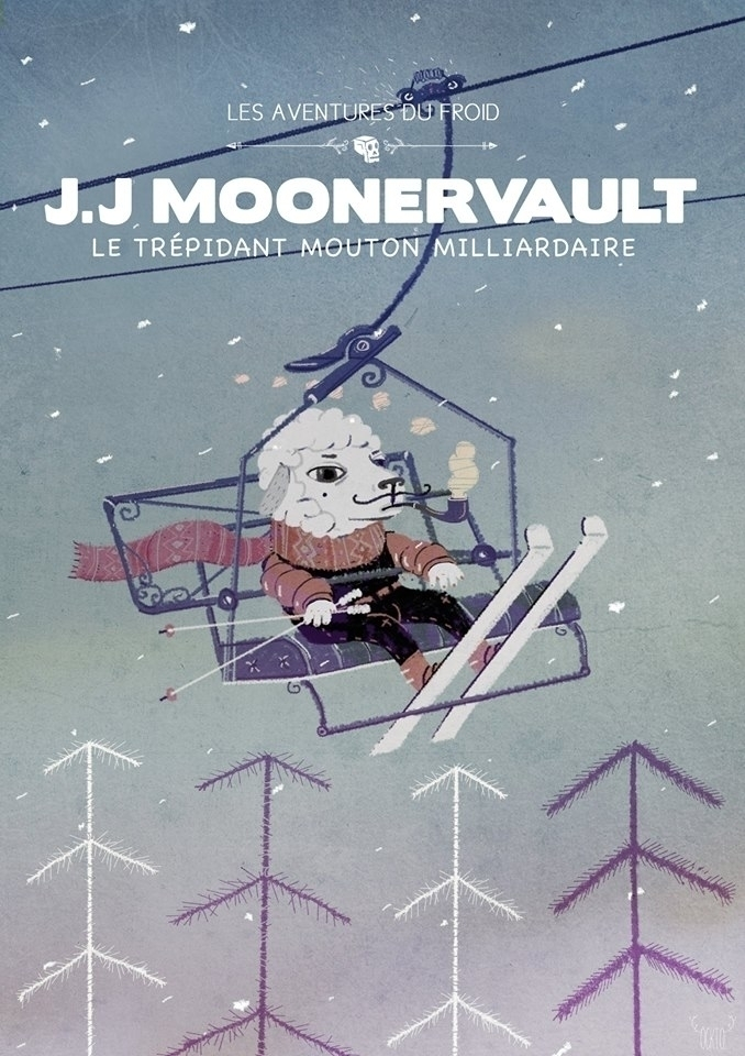 Moonervault Les aventures du fr - ockto | ello