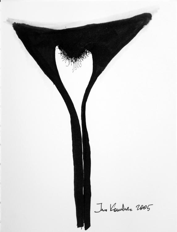 Pussy Artpen + black marker, 18 - jandraws | ello