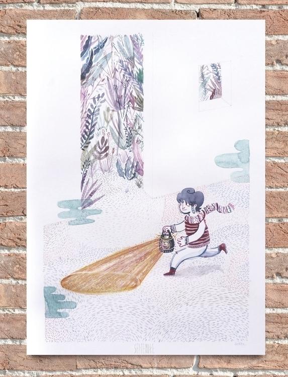 search 3 - illustration, öckto - ockto | ello