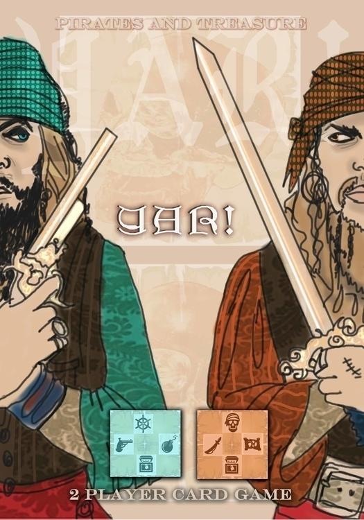 Game Design 'Yar!' 2-4 player c - superhilbo | ello
