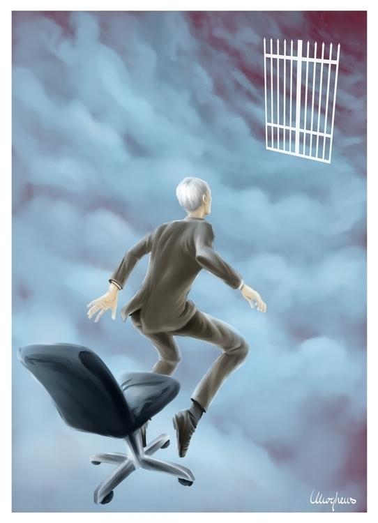 Dream - illustration, digitalillustration - mph-7337 | ello