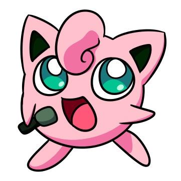 Jigglypuff - jigglypuff, pokemon - flowerbanana | ello