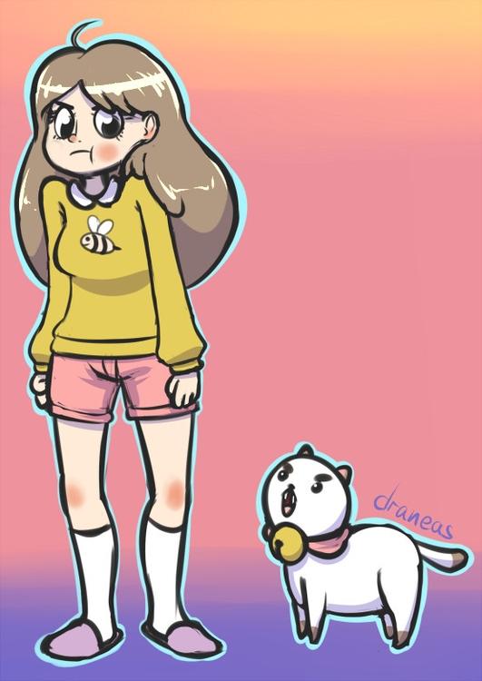 beeandpuppycat, doodle - draneas | ello