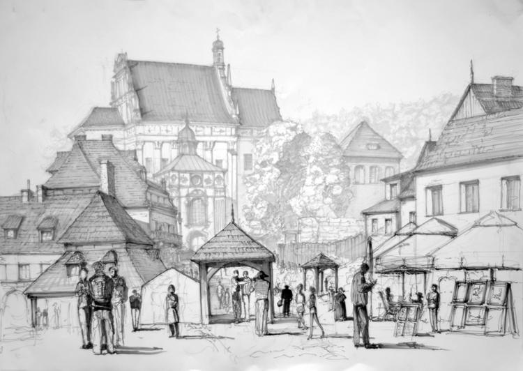Kazimierz Dolny, Poland Tria Ma - jandraws | ello
