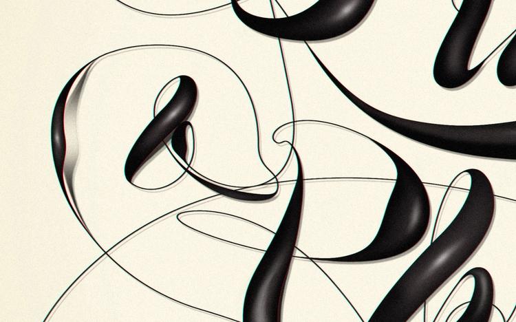 Luke Phil - illustration#illustrator#typography#dailystuff#lukeandphil#art#artdirection#graphicdesign - lukeandphil | ello
