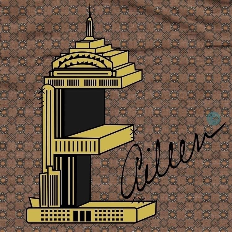 de Edificio Empire State - illustration - aileencopyright | ello