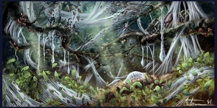 Lair inspired Hobbit movies boo - mthacker | ello