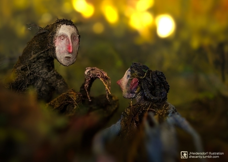 monster, doll, sculpture - checanty | ello