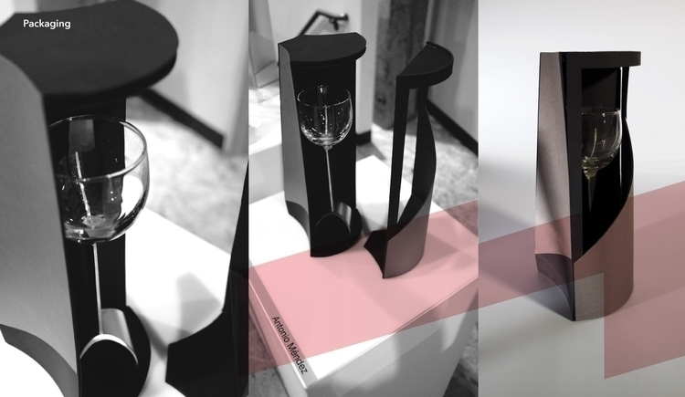 Packaging concept - design, industrialdesign - umeshu2016 | ello