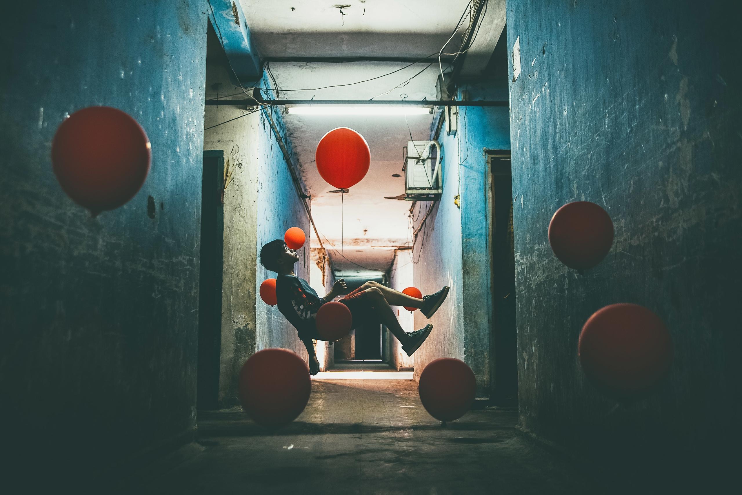 Hope - photography, levitation, conceptual - quoctrung102   ello