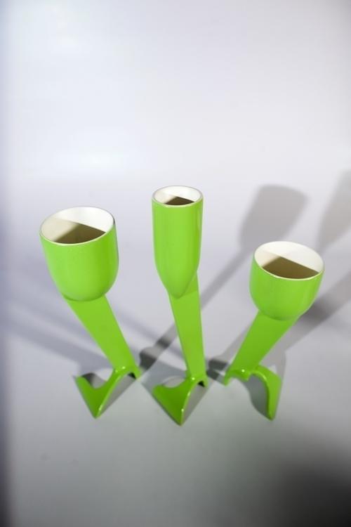 Plastic HDPE goblet versions - design - umeshu2016 | ello