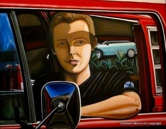 VW Matt James Gold Coast Austra - charleenmorrisart | ello